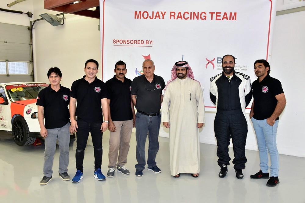 سلمان بن محمد يشهد انطلاق مهرجان السرعة بالحلبة