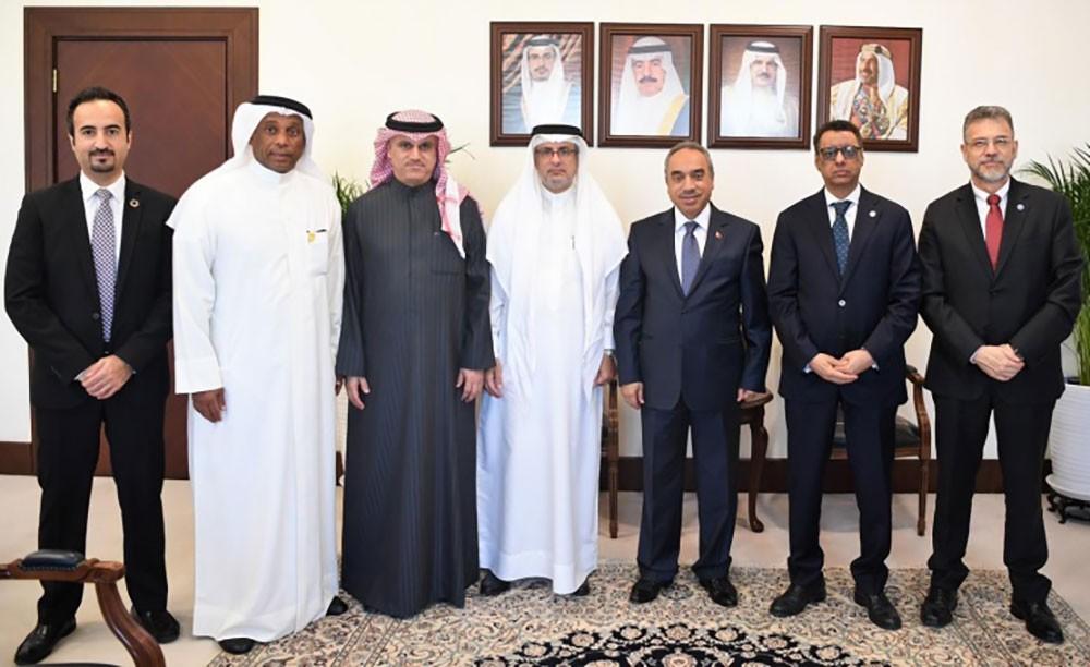 وزير البلديات: شراكة استراتيجية مع (الفاو) لدعم الأمن الغذائي بالبحرين
