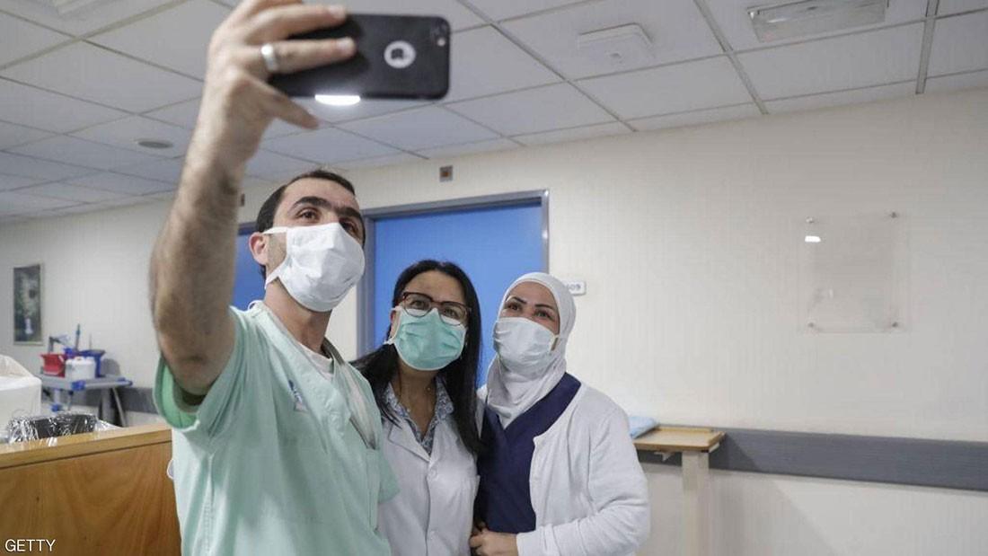لبنان يعلن عن حالة المصابة الوحيدة بفيروس كورونا