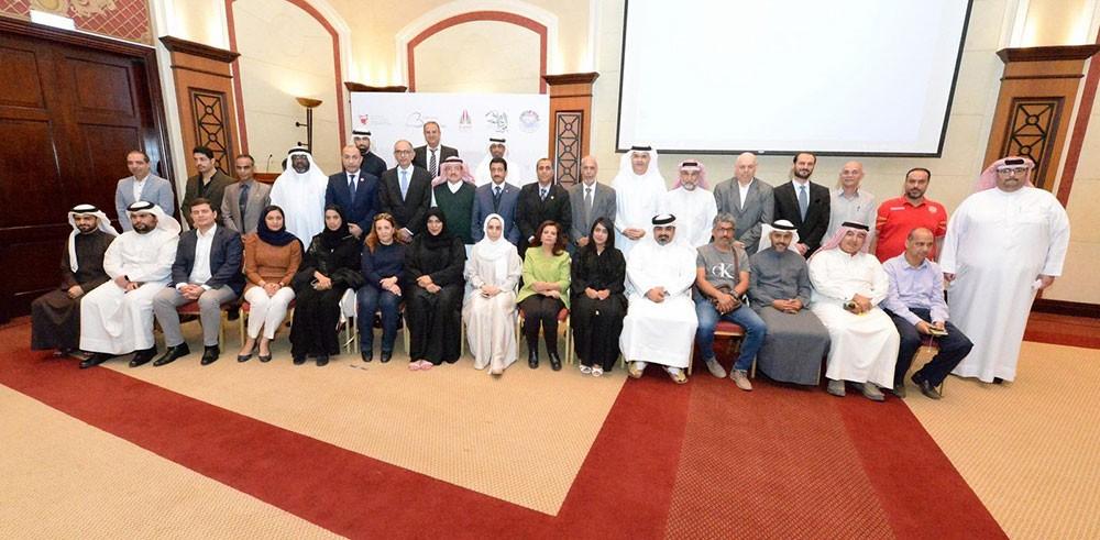 لقاء تعريفي بين وفد المنظمة العربية للسياحة والمرشدين السياحيين في البحرين