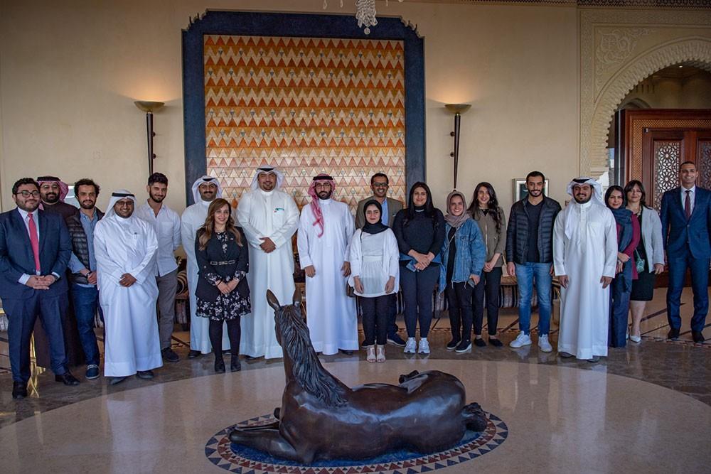 ناصر بن حمد: التعاون الشبابي البحريني الكويتي سيسهم في دعم المشروعات الشبابية في كلا البلدين