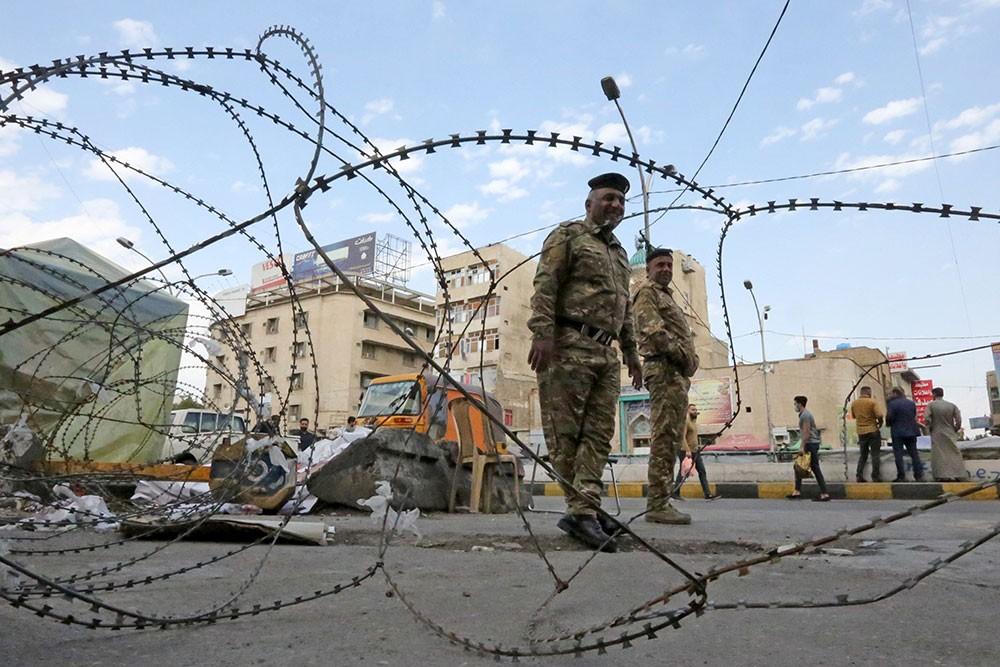 بعد دقائق من إعتذار رئيس الوزراء عن تكليف الحكومة.. إنفجارات عنيفة تهز بغداد