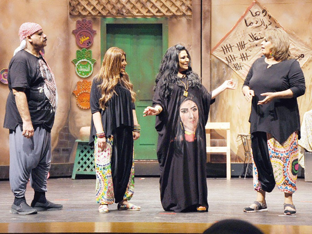 كرونا يشل الحركة الفنية في الكويت توقف مسرحيات حفاظا على صحة الجميع