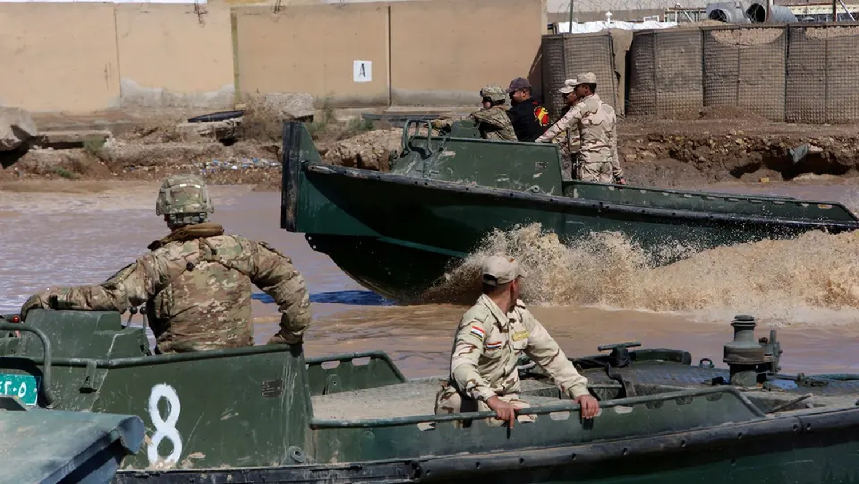 عودة الصواريخ مجددا.. صاروخان على قاعدة جنوب بغداد