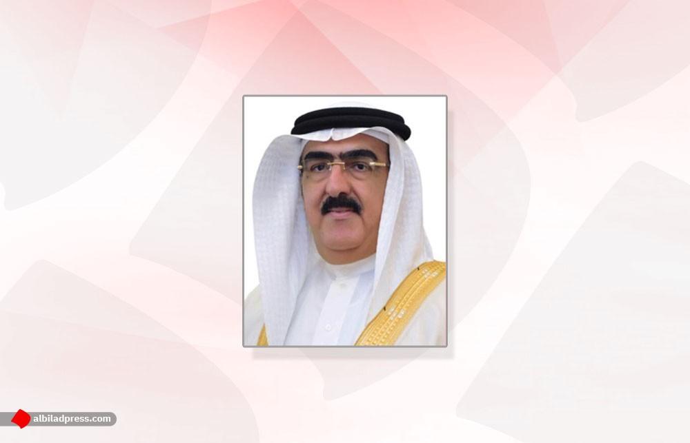 سمو رئيس الوزراء يتلقى برقية التهنئة من الأمين العام لمجلس الوزراء