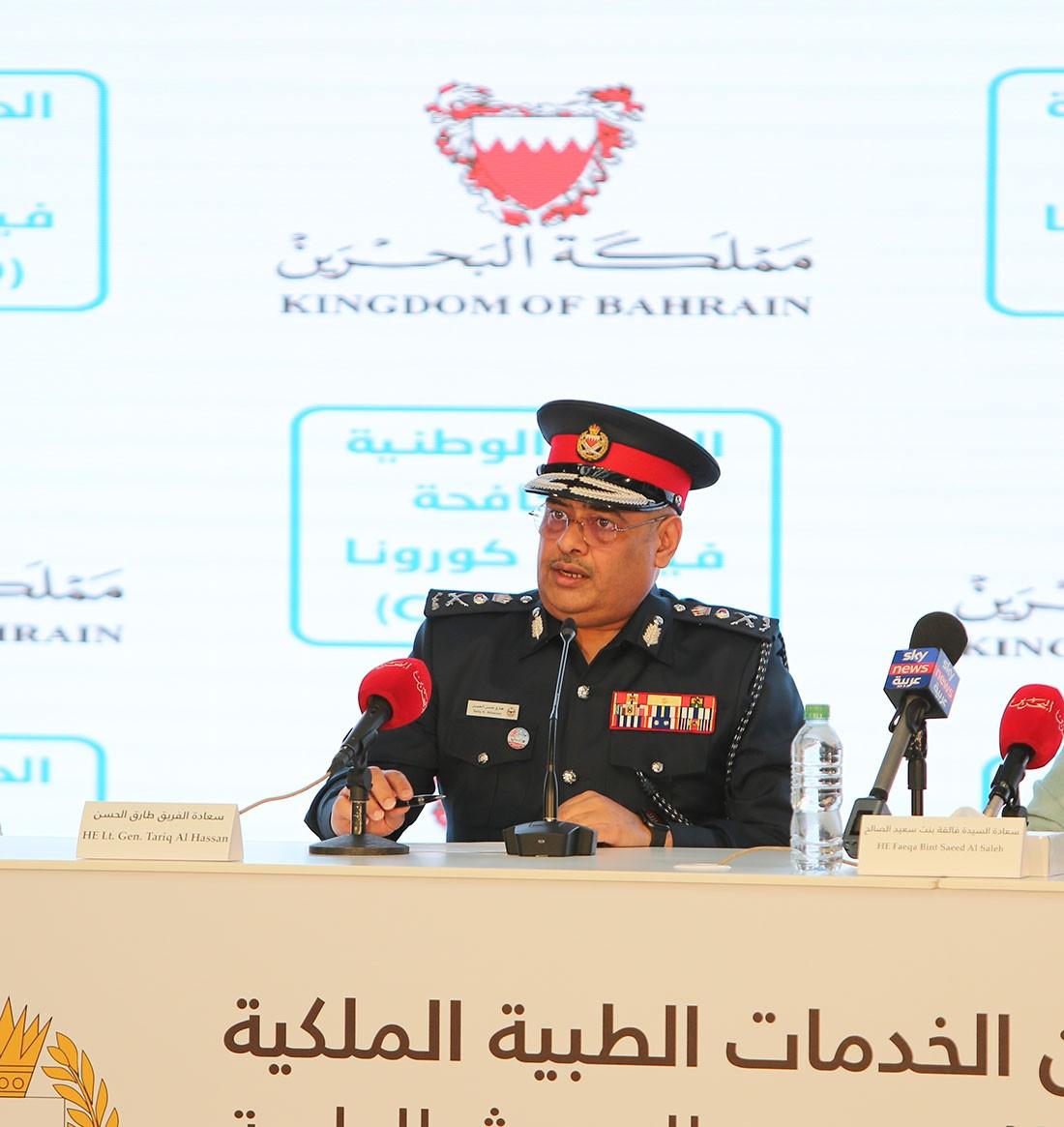 بالفيديو: رئيس الأمن العام يحظر التجمع بالأماكن العامة.. وإجرائات مشددة على المخالفين