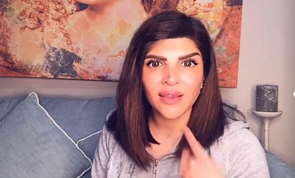 إصابة ابنة غدير السبتي بفيروس كورونا