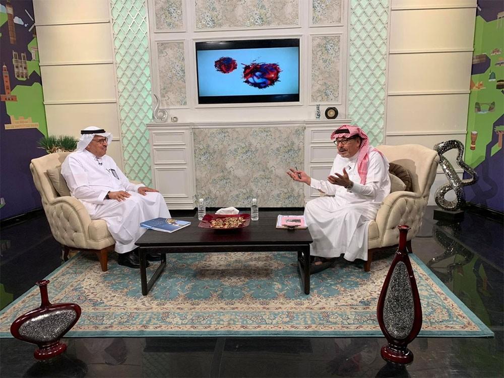 الكاتب السعودي د.الطوخي مؤلف كتاب كورونا الليلة على قناة اقرأ