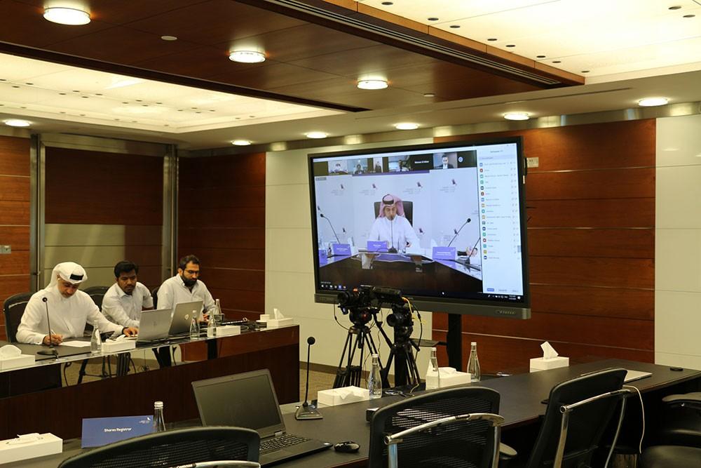 المصرف الخليجي التجاري يعقد اجتماعا الجمعية العامة العادية وغير العادية السنوي