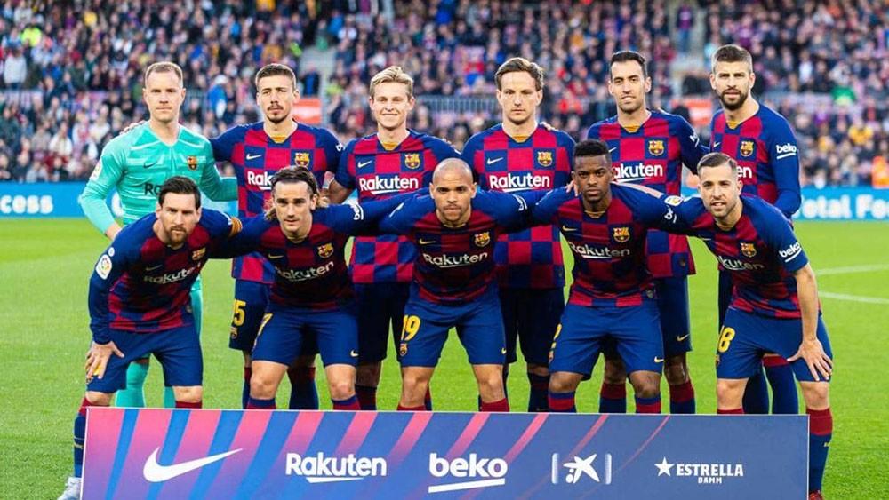 برشلونة يكشف تفاصيل خطته لخفض رواتب لاعبيه