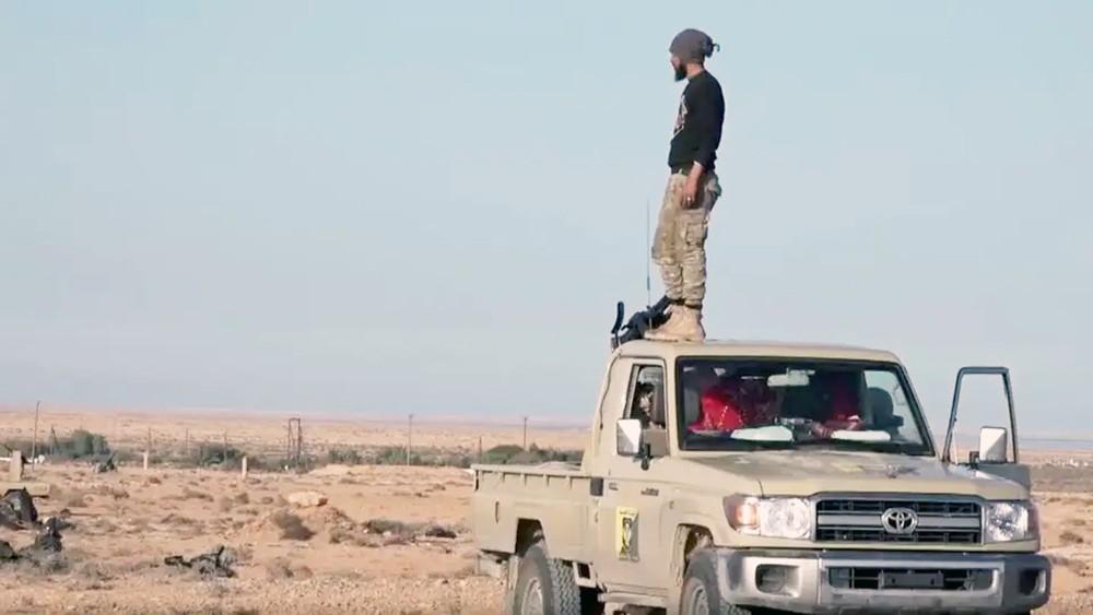 الجيش الليبي يحرر مناطق جديدة ويقترب من الحدود التونسية