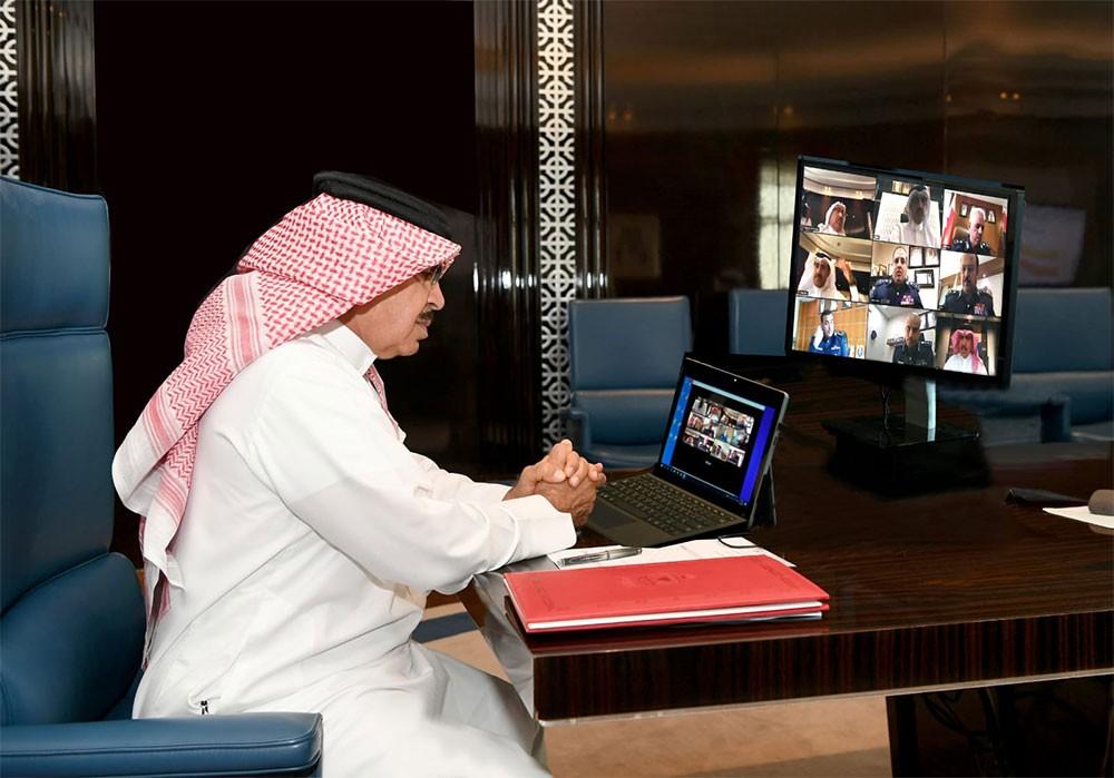 وزير الداخلية: الالتزام بإجراءات السلامة والنظام العام يعبر عن وعي المجتمع البحريني وتحضره