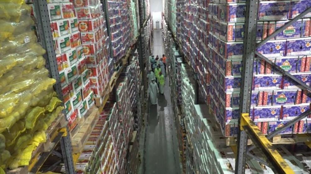 النائب العام يأمر ببيع منتجات الأغذية المضبوطة و طرحها في الأسواق