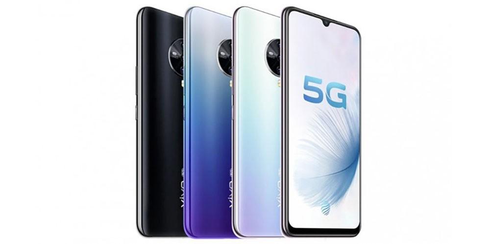 Vivo تعلن عن هاتفها الجديد S6 5G