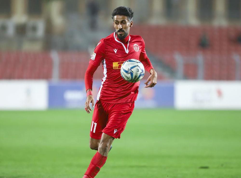 سُمعة: 90% من لاعبي البحرين يتمنون تمثيل المحرق