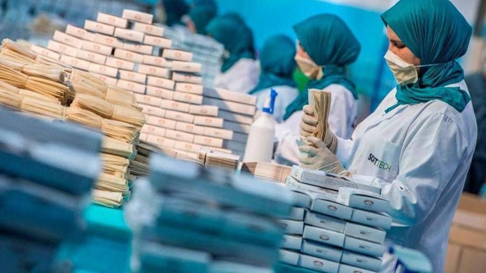 بعد تحقيق الفائض.. المغرب يصدر الكمامات إلى الخارج