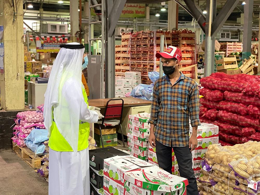 فرق التفتيش بالتجارة تضاعف حملاتها مع اقتراب العيد