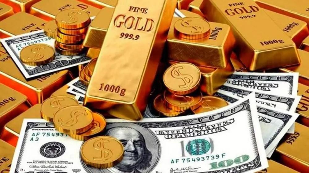 الذهب يقفز 1% مع الضبابية حيال حرب التجارة