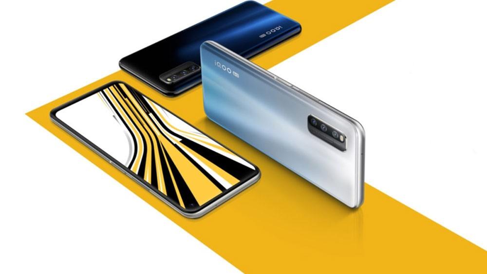 فيفو تقدم هاتفها الذكي iQOO Z1 الجديد