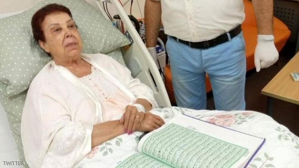 رجاء الجداوي عن إصابتها بكورونا: الموضوع صعب جدا وأتحسن ببطء