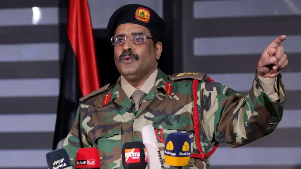 المسماري: لا تفاوض بوجود الغزاة الأتراك في ليبيا