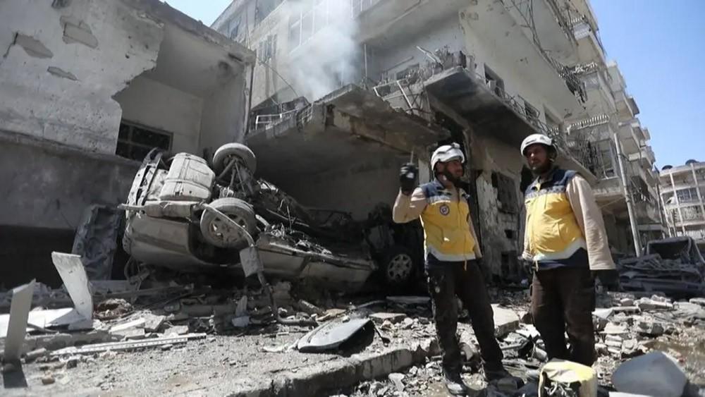 لأول مرة منذ الهدنة.. غارات روسية على شمال غرب سوريا
