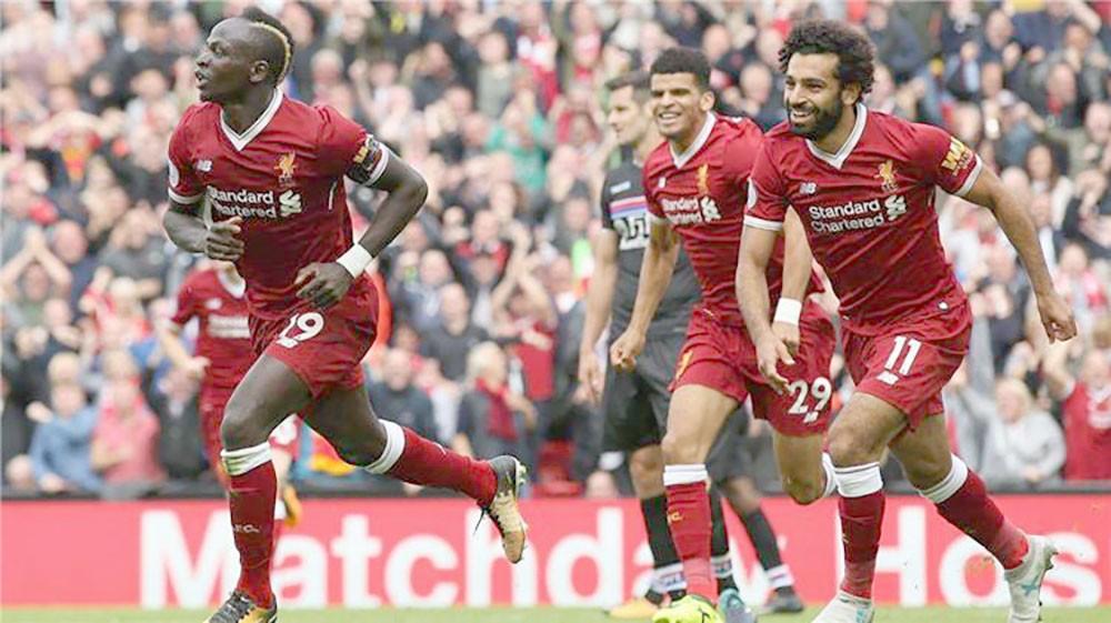 رسميا .. ليفربول بطلا للدوري الإنجليزي الممتاز