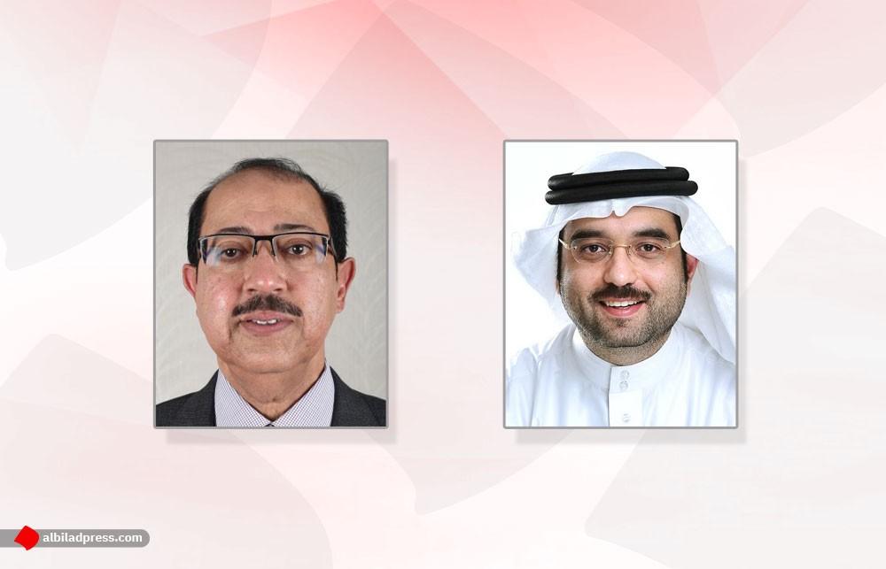 السلوم والمسقطي: قرارات الحكومة بينت دعم القيادة الحكيمة للمواطن البحريني والمحافظة على مستواه المعيشي