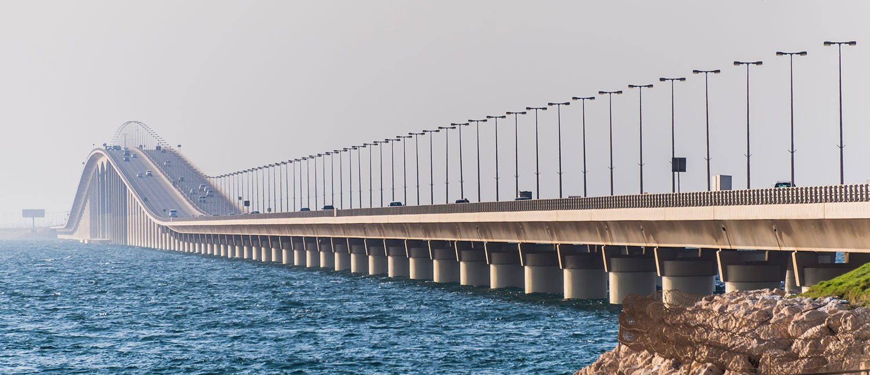 فتح جسر الملك فهد نهاية الشهر المقبل