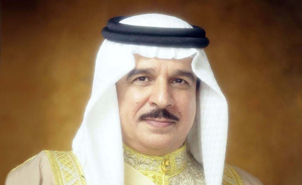 جلالة الملك يصادق ويصدر قانون تملك مواطني دول الخليج للعقارات والأراضي في البحرين