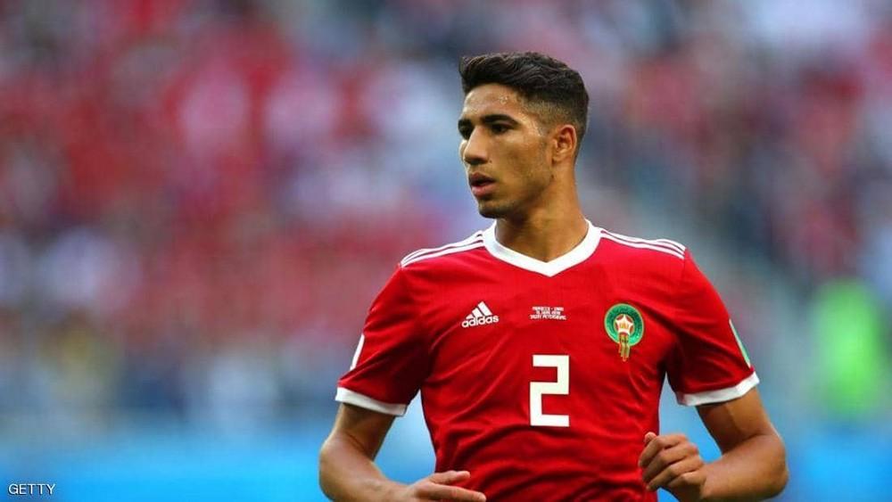 رسميا.. المغربي حكيمي من ريال مدريد إلى إنتر ميلانو