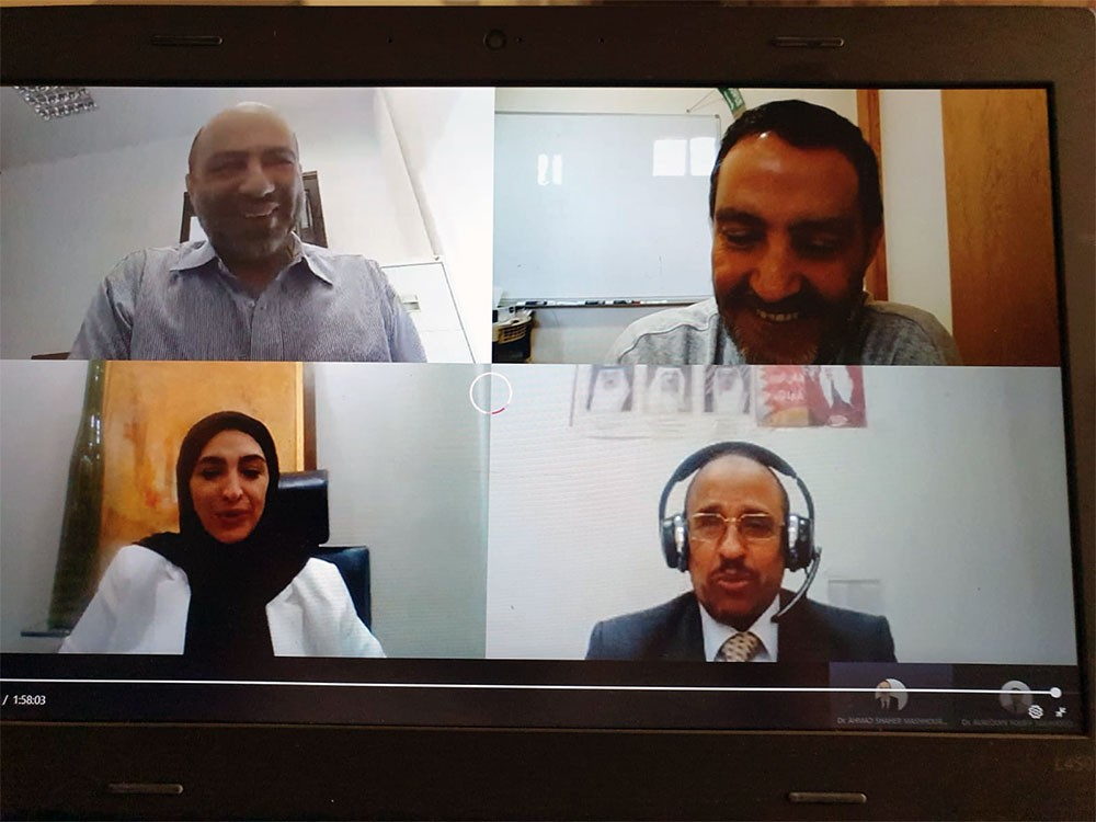 دراسة بجامعة البحرين تبحث تطوير معايير اختيار أمن الشبكات بمملكة البحرين