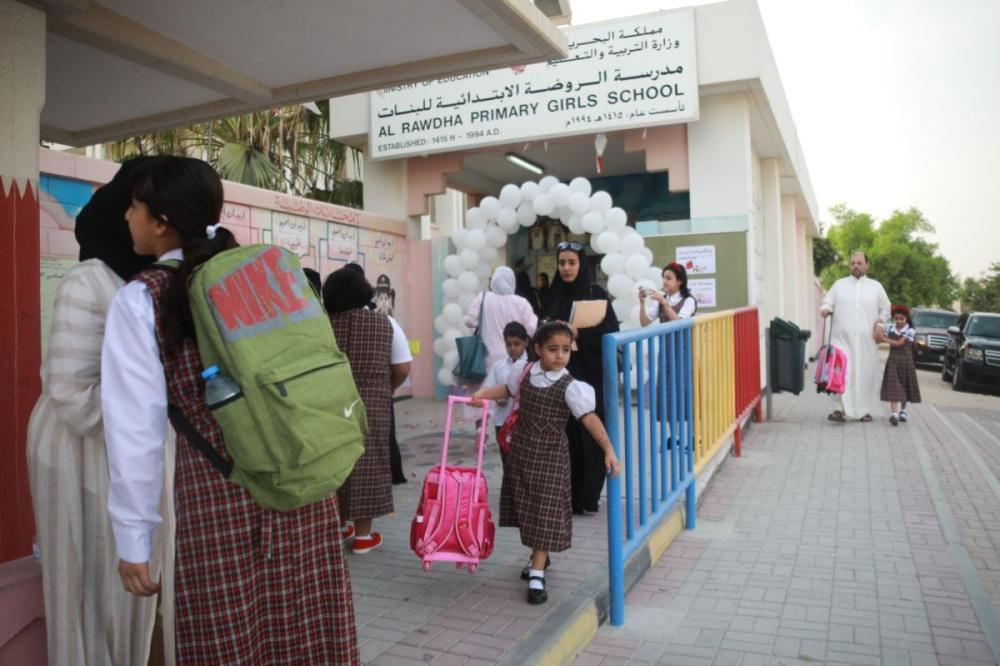 """دوام الطلاب بالمدرسة """"يوم اي .. ويوم لا"""""""