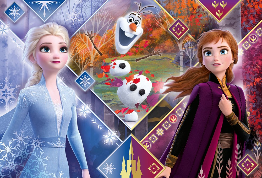 جزء ثالث من Frozen.. ليس الان!