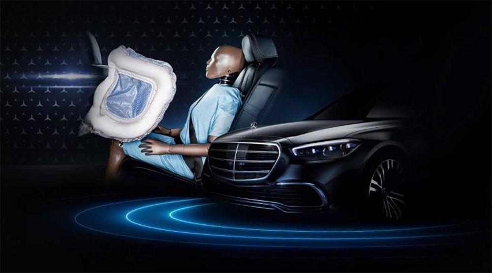 S-Class الجديدة ستحصل على وسائد هوائية للركاب الخلفيين