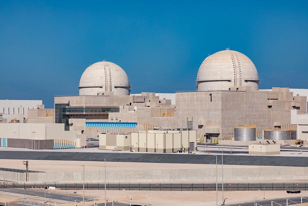 بالصور.. الإمارات تعلن نجاح تشغيل أول مفاعل نووي سلمي بالدول العربية