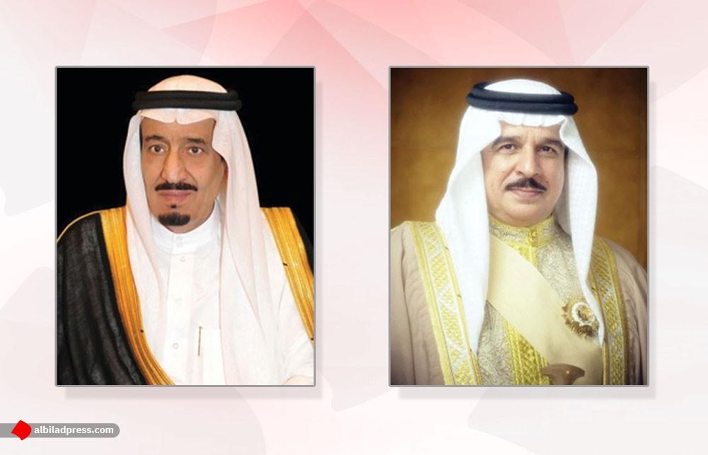 جلالة الملك يهنىء أخاه خادم الحرمين على التنظيم الدقيق والناجح لشعيرة الحج هذا العام