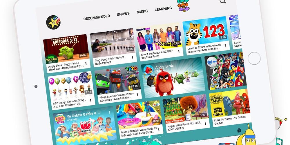  يوتيوب يقدم 100 فيلم للأطفال مجانا