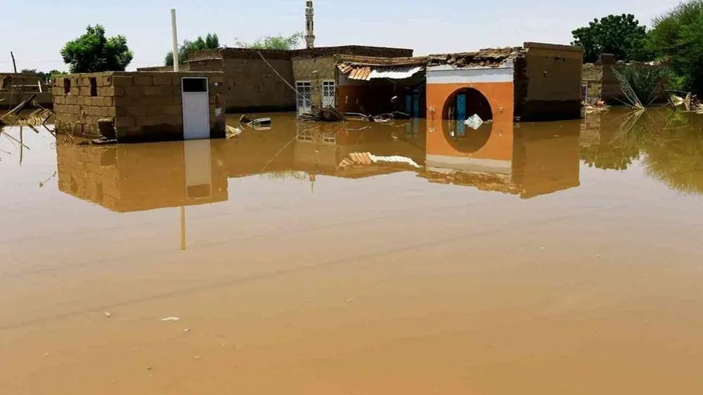 انهيار سد في السودان يدمّر مئات المنازل