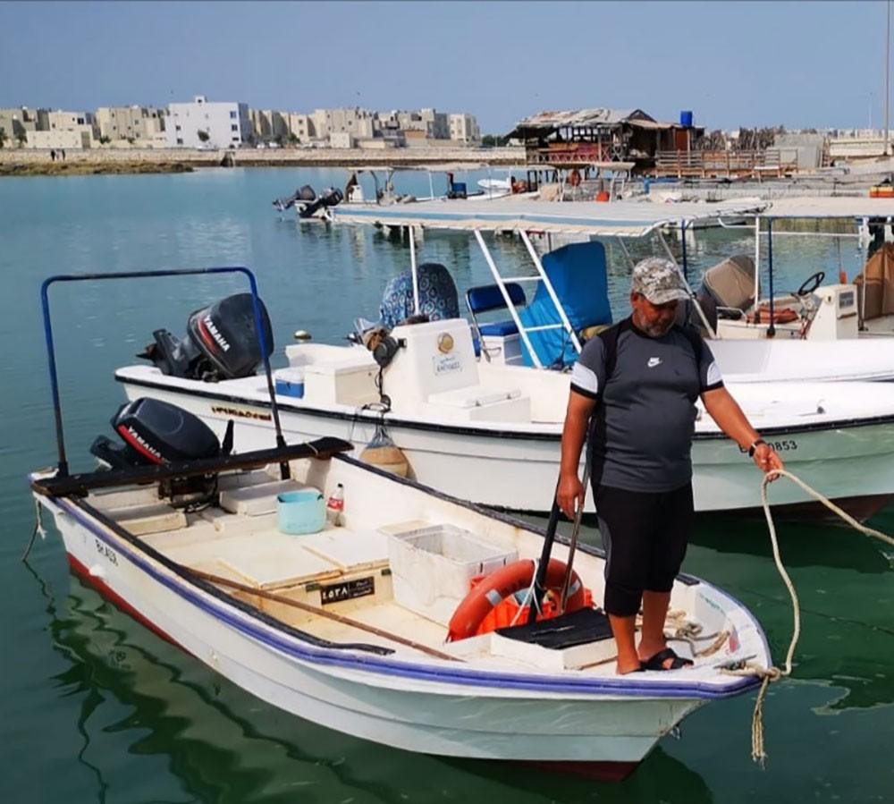 """إضافات مهمة في """"مرافئ البحرين"""" بما يتناسب مع إحتياجات الصيادين"""