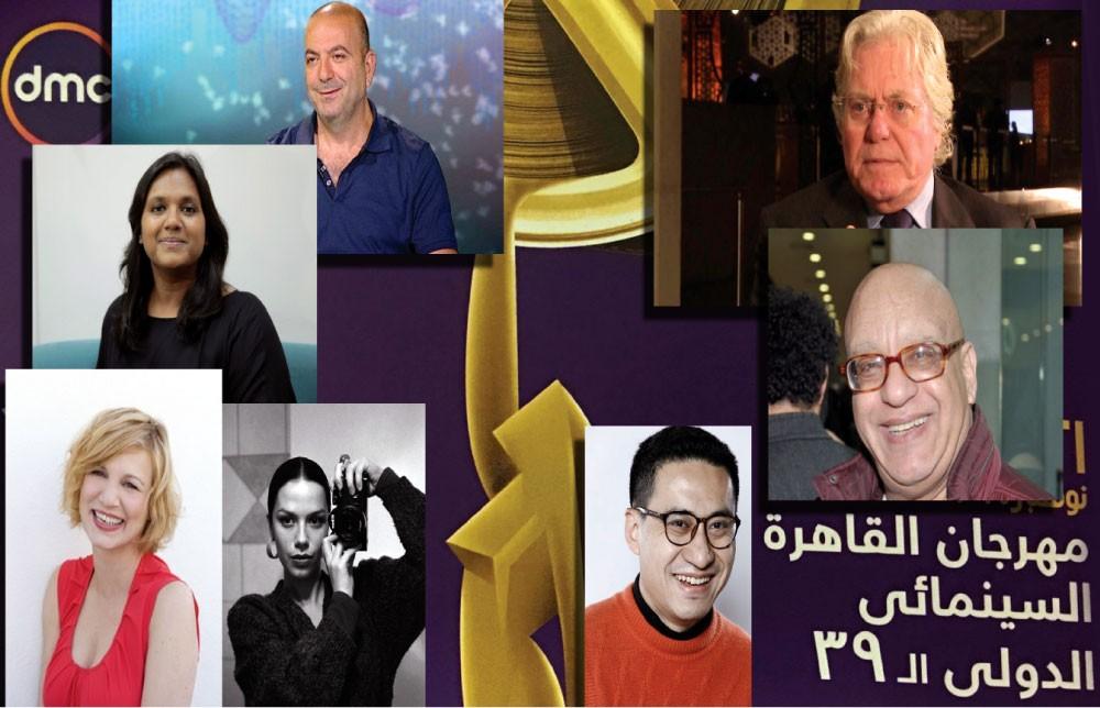 الإعلان عن «قضاة» مهرجان القاهرة السينمائي الدولي