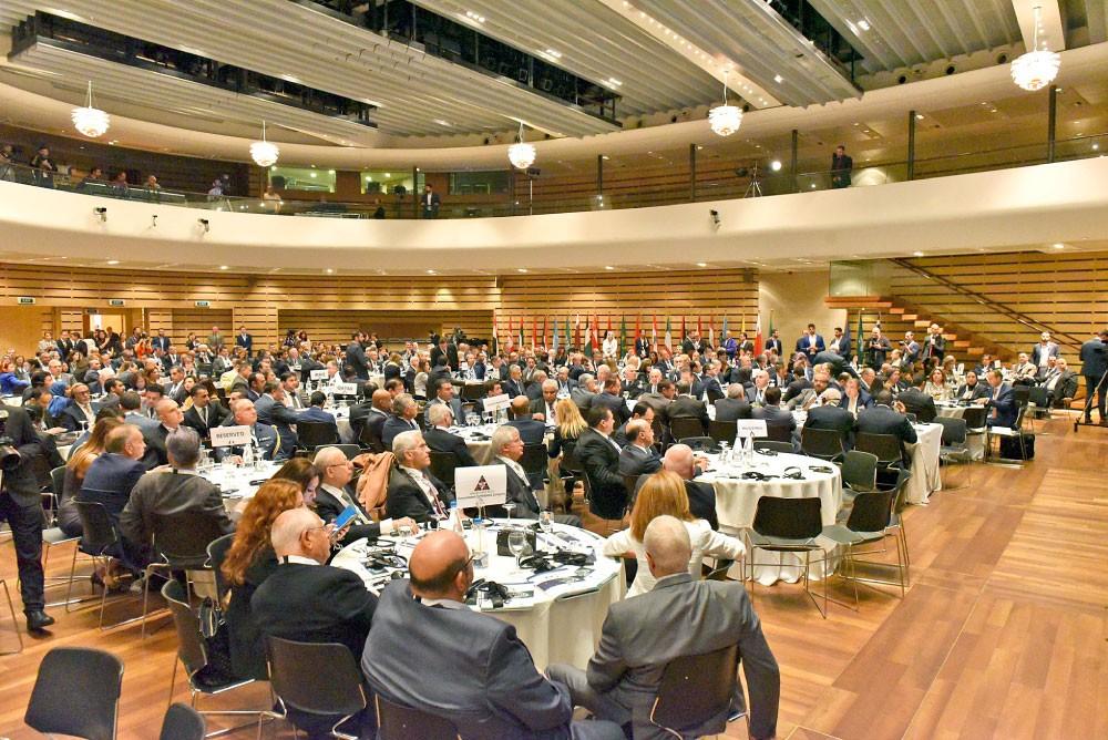 """""""المنتدى الاقتصادي الأوربي العربي"""" منصة للحوار وترويج الاستثمار"""