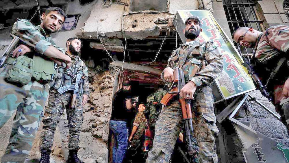 المرصد السوري: داعش استعاد نصف البوكمال