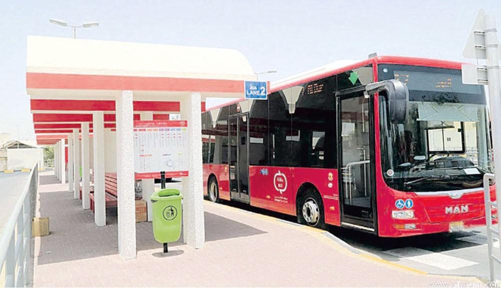 إلزام حافلات نقل الركاب بتركيب كاميرات وتجهيزات للسلامة