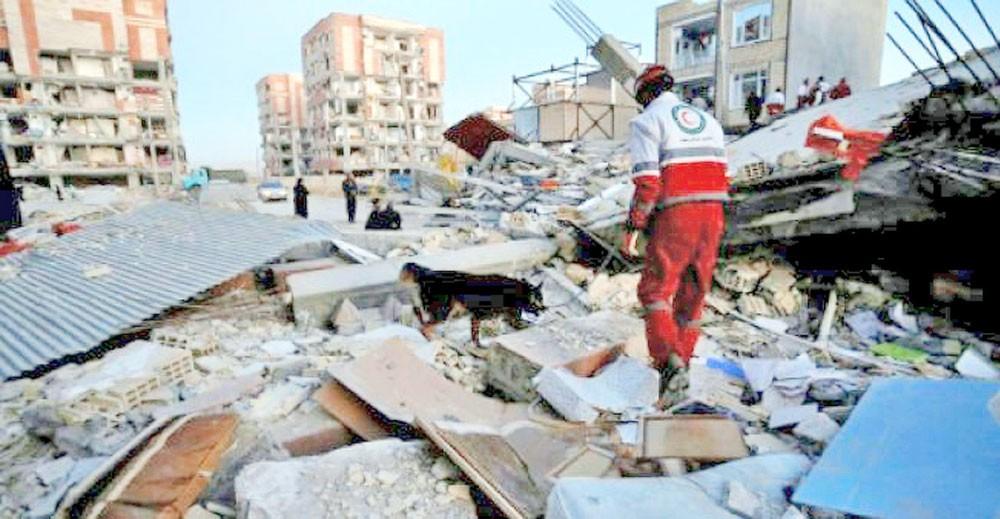 زلزال يهز العراق.. 400 قتيل في إيران و6000 جريح