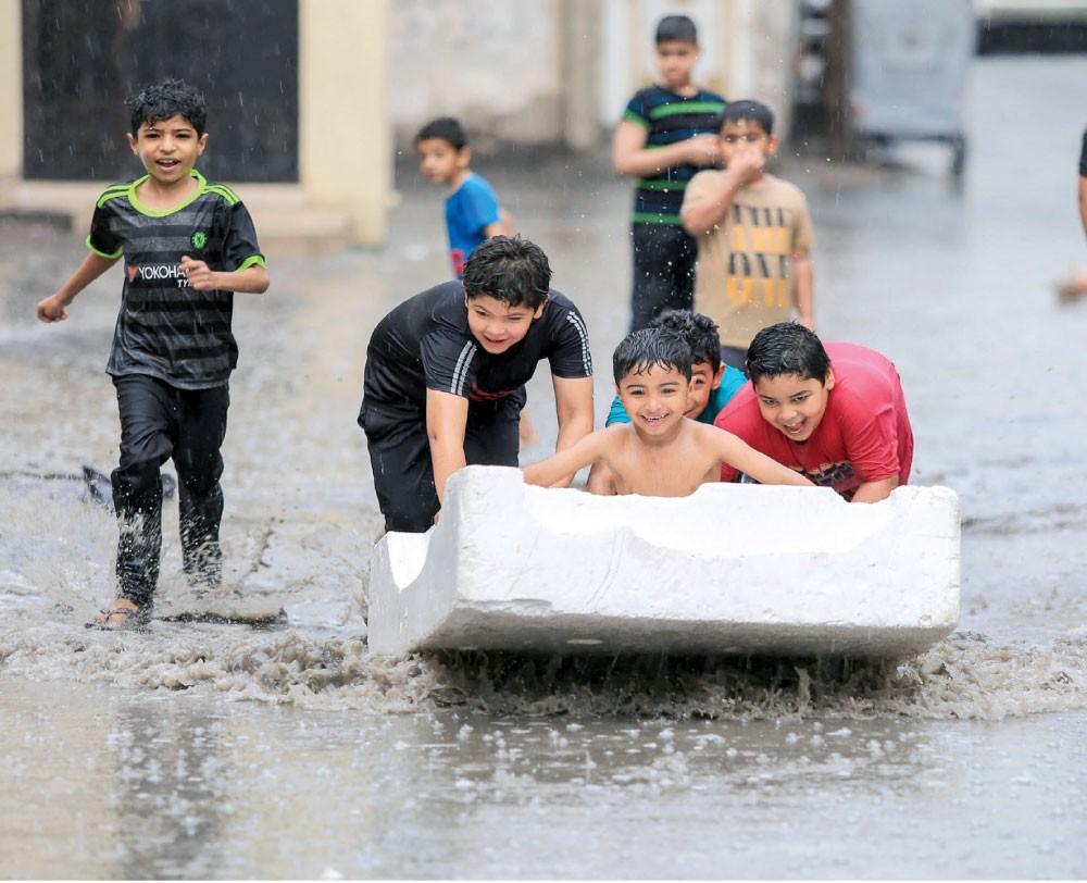 """بلديون: الاستعدادات لموسم الأمطار """"نص نص"""""""