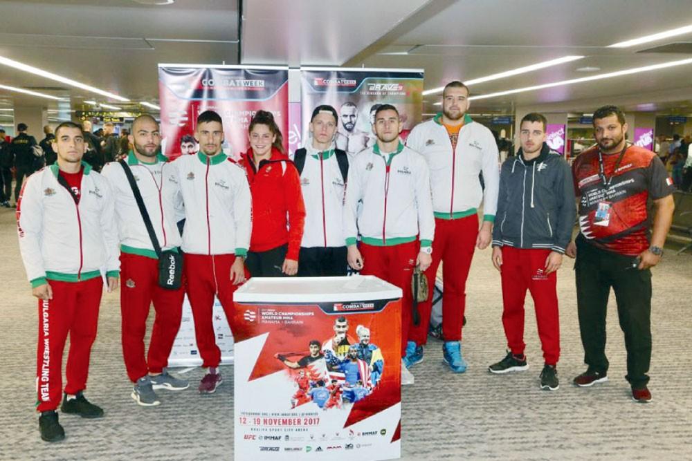 البلغارية إيزابيل: لأول مرة أشارك في بطولة بهذا الحجم