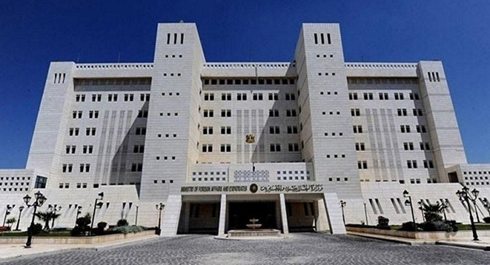 دمشق: الوجود الأميركي اعتداء على السيادة