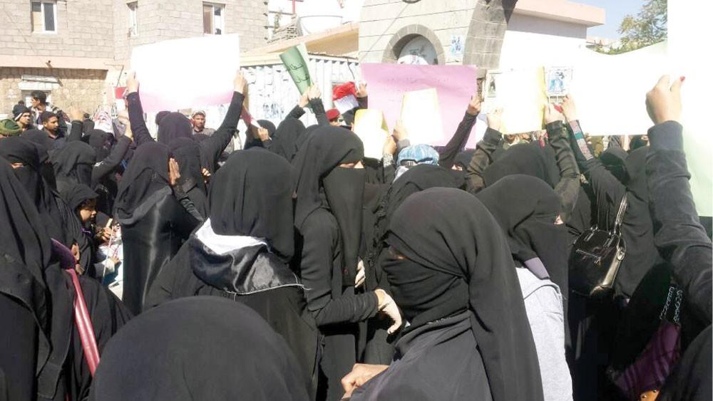 ميليشيات الحوثي تصفي العشرات من حزب صالح