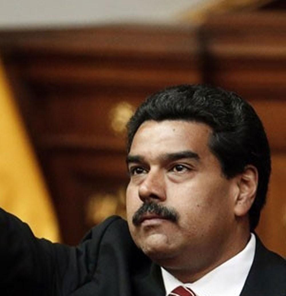 """مادورو """"يطرد"""" سفير بلاده في الأمم المتحدة"""